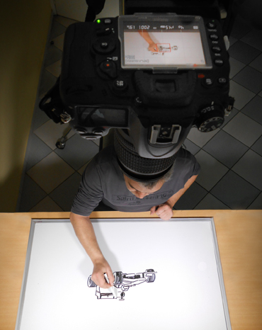 Création-videotelling-photo-tournage-video-draw-my-life-entreprise