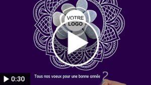 Carte-de-voeux-professionnels-virtuelle-zen-videostorytelling