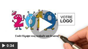 carte-de -voeux-ludique-colorée-entreprise-2019-videostorytelling