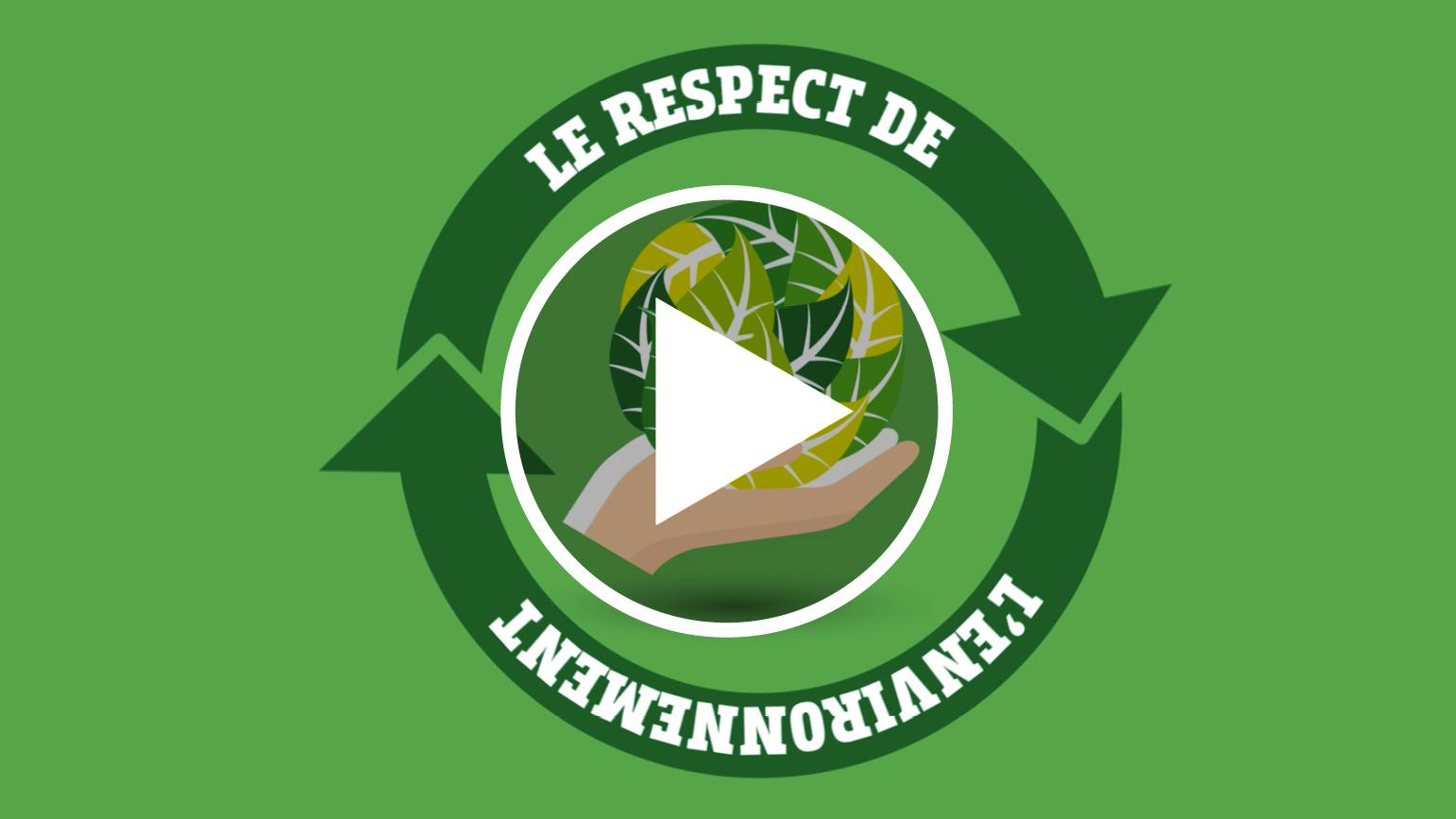 11 - Le respect de l'environnement
