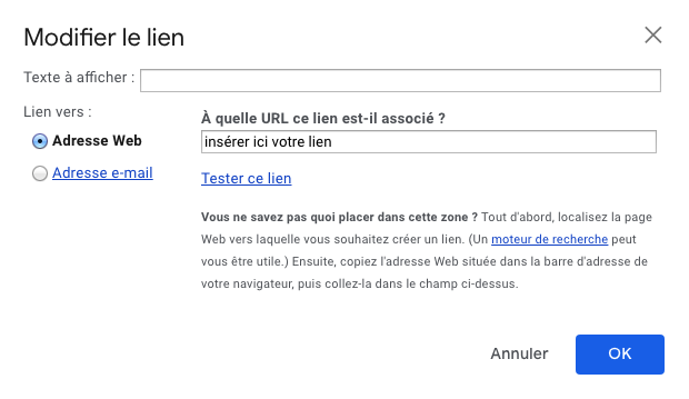 insérer-lien-gmail-carte-voeux-digitale-dans-message-mail-videostorytelling