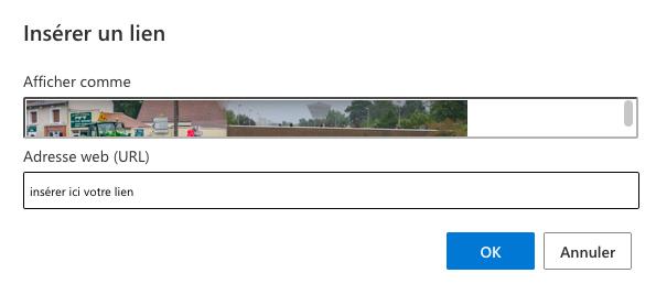 insérer-lien-outlook-web-carte-voeux-digitale-dans-message-mail-videostorytelling